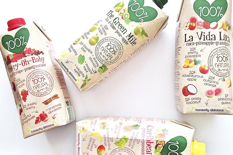 100% natural juice review