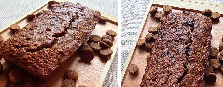 Gezond kruidnoten bananenbrood recept || www.goodtobeyou.nl