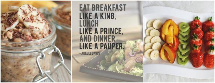 Ontbijten moeten! 5 tips om gemakkelijker te ontbijten