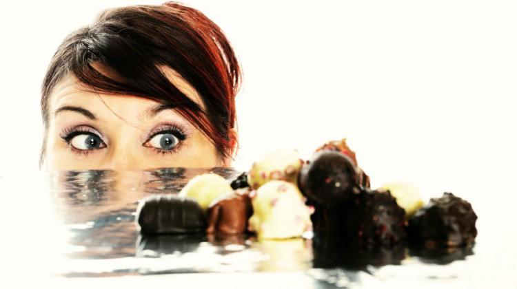 Mindful eten || Niet zien=minder eten