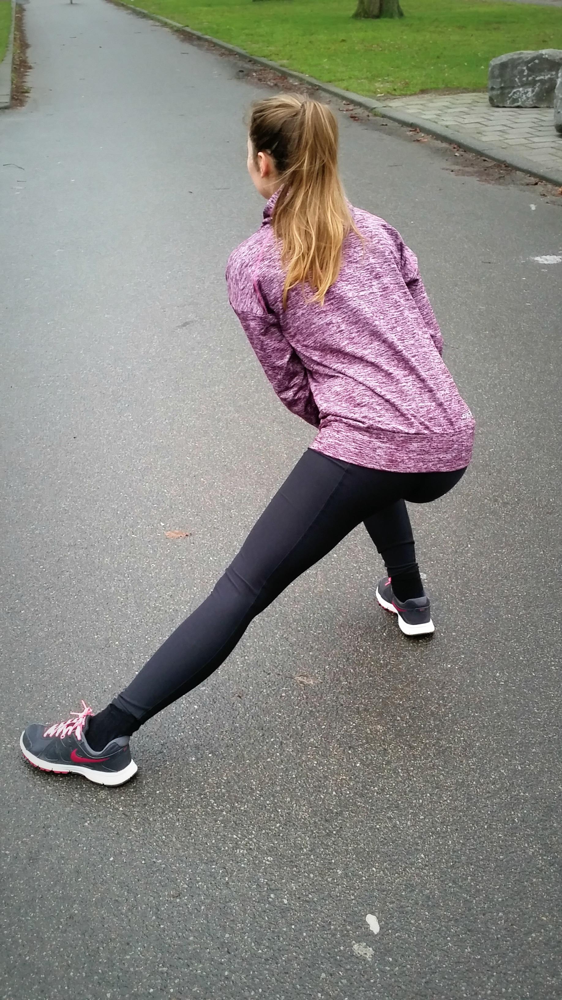 Hardlopen doe je ook in de winter!