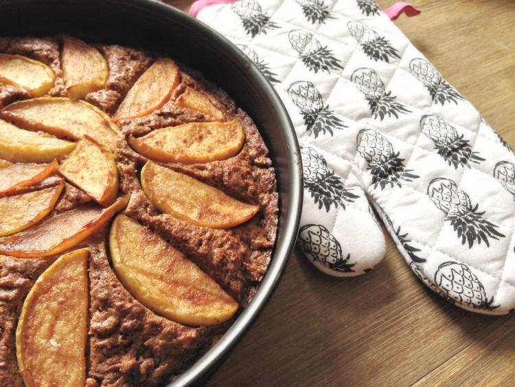 Recept gezonde appelcake - goodtobeyou.nl