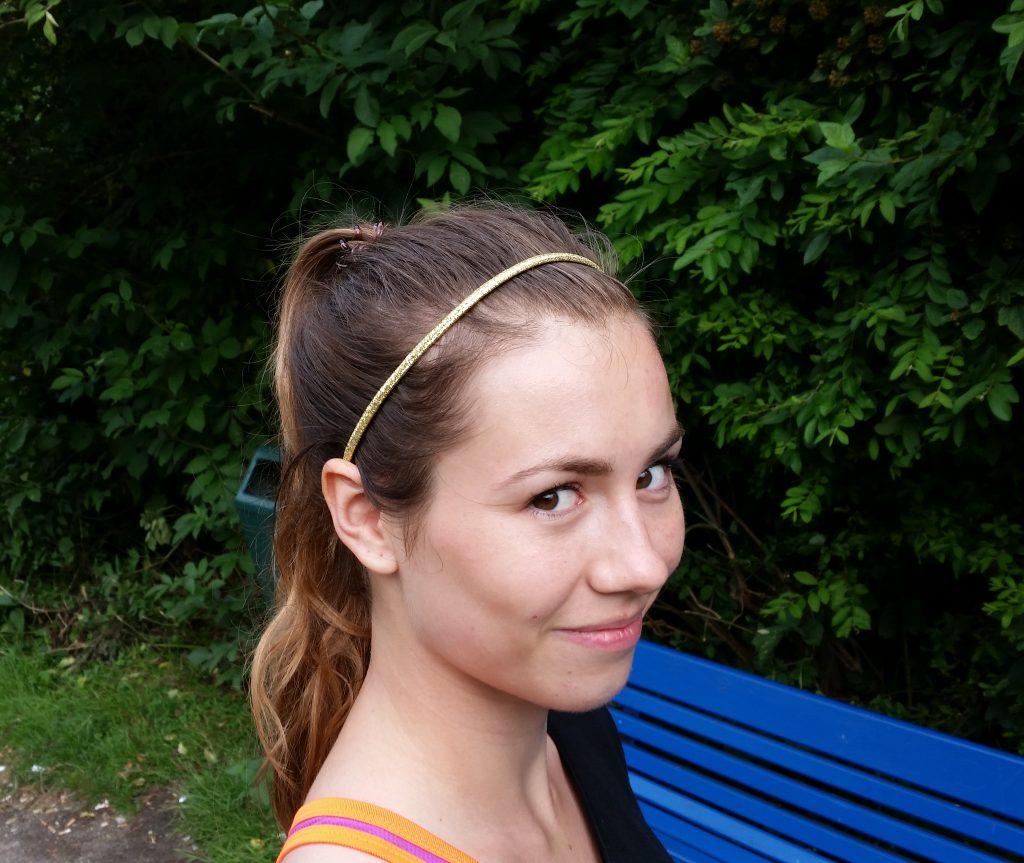 elastiekje en haarbandje